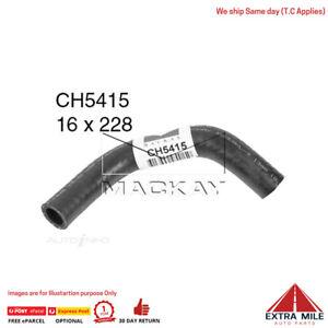 CH5415 Heater Hose for Suzuki Grand Vitara JB627 JT 2.7L V6 Petrol Manual / Auto