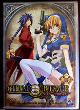 (C2)DVD - CHRONO CRUSADE Vol 1 - 4 Verset - NEUF