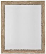 Nordic Distressed Wood Picture Photo Frames Quality Recycled Plastic Brand New