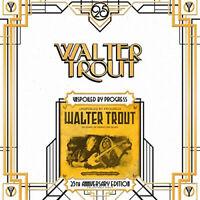 "Walter Trout : Unspoiled By Progress Vinyl 12"" Album 2 discs (2014) ***NEW***"