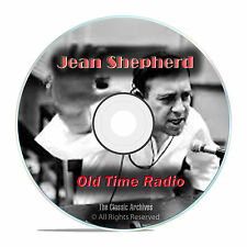 The Jean Shepherd Show, with bonus shows, 447 Old Time Radio Shows, OTR DVD G45