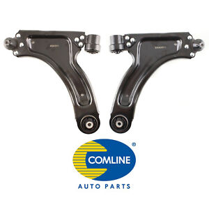 FORD FIESTA MK7 WISHBONES 2008-2013 FRONT SUSPENSION ARMS PAIR + BALL JOINTS!!!