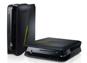 Alienware X51 R1 Mini Gaming PC- i7 2600, 8Gb RAM, Nvidia GTX555, 480Gb SSD