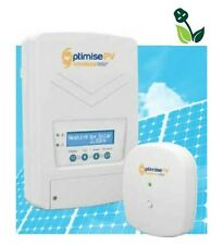 OptimisePV Solar Wireless Immersion Controller Hot Water from your PV System!