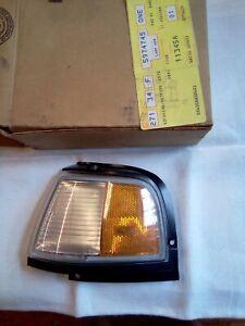 GM NOS 5974745 1987-96 OLDMBLE CUTLASS CIERA SIDE MARKER LAMP LIGHT LEFT DRIVER