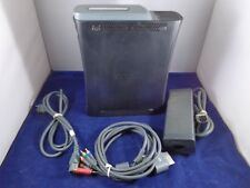 Xbox 360 Console Black with Cables & 64GB Hard Drive
