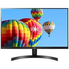 LG Monitor 27 LED IPS 27MK600M-B 1920x1080 Full HD Tempo di Risposta 5 ms