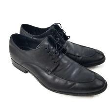 COLE HAAN NIKE AIR Men Leather Split Toe Oxford Dress Shoes Size Black 13 M