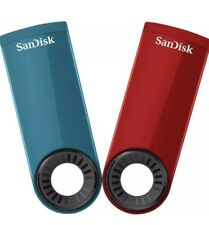Sandisk Cruzer Dial 32gb usb flash drive X2   New