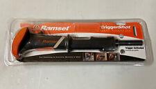 New listing Ramset TriggerShot 0.22 Caliber Powder Actuated Tool