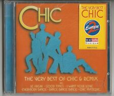 The Very Best Of CHIC & Remix - CD 1999 - NEU/OVP/NEW/Sealed Le Freak/Good Times