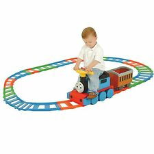 Kids Ride on Toy Train Track Thomas & Friends Battery Operated 22pc Toddler Gift