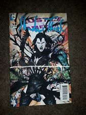JUSTICE LEAGUE OF AMERICA #7.3 SHADOW THIEF #1 3-D Cover Near Mint 9.0 +