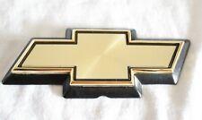1991-1996 CHEVROLET CAPRICE CLASSIC 24K GOLD PLATED TRUNK LOCK EMBLEM - READ