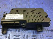 2014-2017 MASERATI GHIBLI M157 TELEMATIC COMMUNICATION CONTROL MODULE 68209685AB