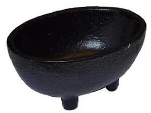 Mini Oval Shaped Cast Iron Cauldron!