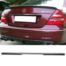03-09 Mercedes Benz W211 A Style E Class E240 E320 E350 ABS Trunk Spoiler Wing