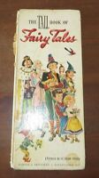 Tall Book of Fairy Tales 1947 Harper & Brothers William Sharp 1st Vintage Kids