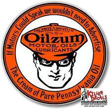 WOLF/'S HEAD Metal Sign decal Shop gas pump gasoline oil man cave 9x12 50118