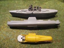 Lot d'anciens bateaux Jep Hornby
