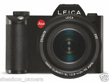 Brand New Unused Leica SL Typ 601 24-90mm Zoom Lens Kit Mirrorless Camera 10850