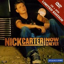 Nick Carter Now or never (2002, CD/DVD) [2 CD]