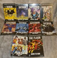DC COMICS - GRAPHIC NOVEL COLLECTION - EAGLEMOSS ****SAVE WITH MULTI-BUY****