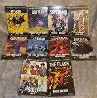 DC COMICS - GRAPHIC NOVEL COLLECTION - EAGLEMOSS ****SAVE WITH MULTI-BUY****