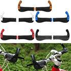 Road MTB Mountain Bicycle Bike Cycling Lock-On Handlebar Hand Bar End Grips MC