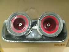 1968 DODGE CHARGER RT LEFT LH REAR TAIL LIGHT  LAMP ASSEMBLY ORIGINAL OEM