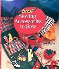 Great Sewing Accessories to Sew by Carol Parks Organizers Pin Cushions and MORE