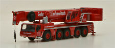 Liebherr LTM 1250-5.1 Engineering Crane Grue automotrice model (L) Alloy car