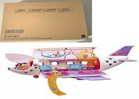 Littlest Pet Shop Jet Playset Ages 4+ Toy Little Play Pane VIP Ship Gift Girls