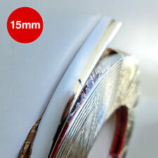 NEW 15mm CHROME MOULDING TRIM KIT, may suit HOLDEN WH WK STATESMAN GM GMH