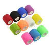 First Aid Medical Health Care Treatment Self-Adhesive Elastic Bandage Gauze Tape
