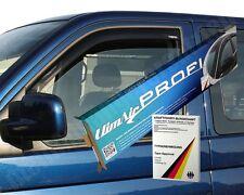 ClimAir Windabweiser Regenabweiser mit ABE für Volkswagen VW T4 schwarz 1615D