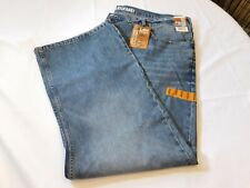 Lee Dungarees Men's Relaxed Boot Cut Jeans 2109928 48 X 30 Blue Jeans NWT