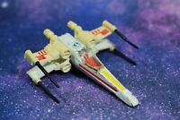 VINTAGE Star Wars COMPLETE X-WING FIGHTER METAL DIE CAST KENNER diecast