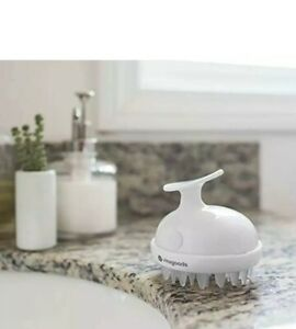 Vitagoods Scalp Massaging Shampoo Brush Handheld Vibrating Massager 💦 Resistant
