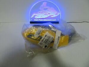 2011 Ski-doo MXZ 600 800 1200 Yellow Black Right Deflector Hand Guard 517304656