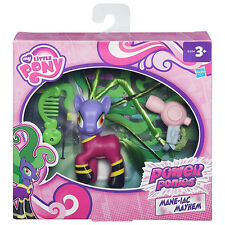 My Little Pony Power Ponies - MANE-IAC MAYHEM Figure