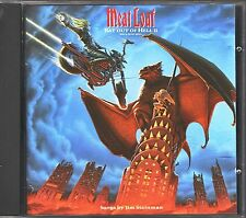 meat loaf  -  bat out of hell   CD Album  +  Single