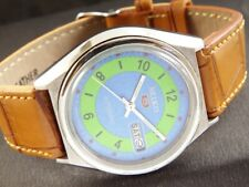 OLD VINTAGE SEIKO 5 AUTOMATIC JAPAN MEN'S DAY/DATE WATCH 435b-a217528-4
