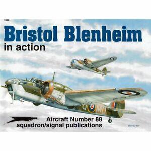 Signal Squadron Bristol Blenheim in Action No 1088 Squadron/Signal Publication