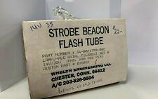 Whelen Strobe Beacon Flash Tube 34 0021758 00c