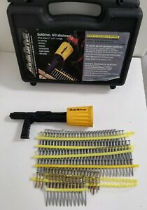 Quickdrive AutoFeed Drill Attachment for Plastering Drywall Plasterboard Skim