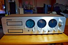 Panasonic Am/Fm Dual 8 Track Tape Player Changer Re-8250 Works Stereo Receiver