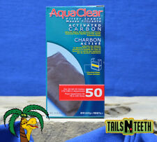AquaClear 50 Activated Carbon Insert  ~ Replacement Filter Media