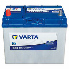 Autobatterie VARTA ASIA B33 12V 45Ah  *dünne Pole*   Plus links