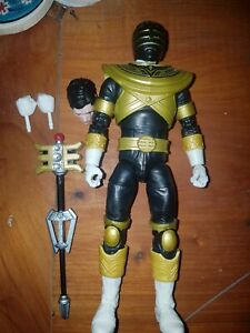 Hasbro Power Rangers Lightning Collection Zeo Gold Ranger